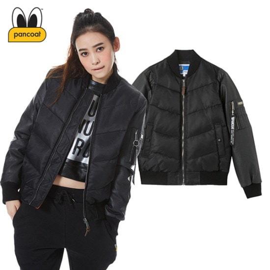 ペンコッペンコッFLIGHT、ペディング・ジャンパーPPOFIPJ01U / パディング/ダウンジャンパー/ 韓国ファッション