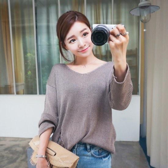 キュニゴルスあなたを愛した時間・ニット ニット/セーター/ニット/韓国ファッション