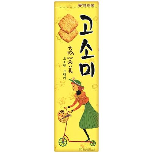 【Hantosi韓国お菓子】 オリオン ゴソミ70g